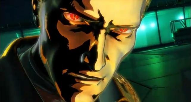 MVC3 Wesker Screenshot 1 by ResidentShockHound