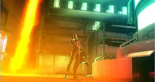 MVC3 Wesker Screenshot 2 by ResidentShockHound