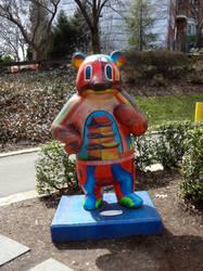 Pagoda Bear