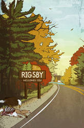 Rigsby, WI by skurvies
