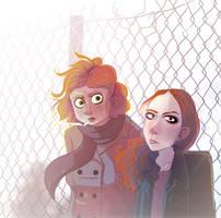 Lost Girls by skurvies