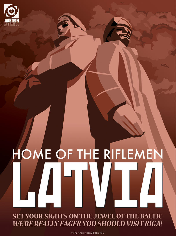Invitation To Latvia by AngstromAlliance