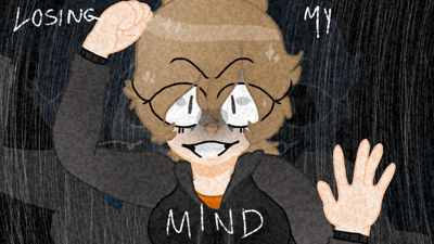 Losing my mind (animation meme inspired) by Ashlee-Cate