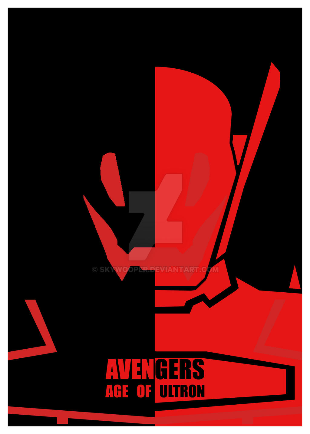 Avengers Age Of Ultron By Iloegbunam On Deviantart: Avengers Age Of Ultron By SkyWooper On DeviantArt