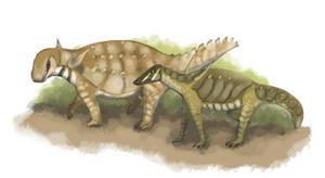 Galileosuchus and Loxosuchus