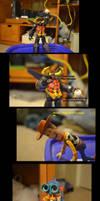 'Recharging' Woody