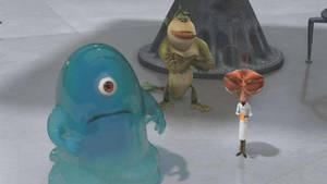 monsters vs aliens: MONSTERS