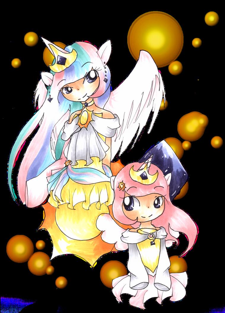Princess of the Sun by Mizuki-Yorudan