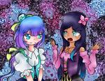[CE] Dressed Up Sisters by Mizuki-Yorudan