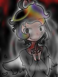 A Broken Angel by Mizuki-Yorudan
