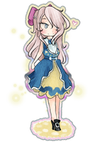 [AT] Pretty Little Cutie by Mizuki-Yorudan