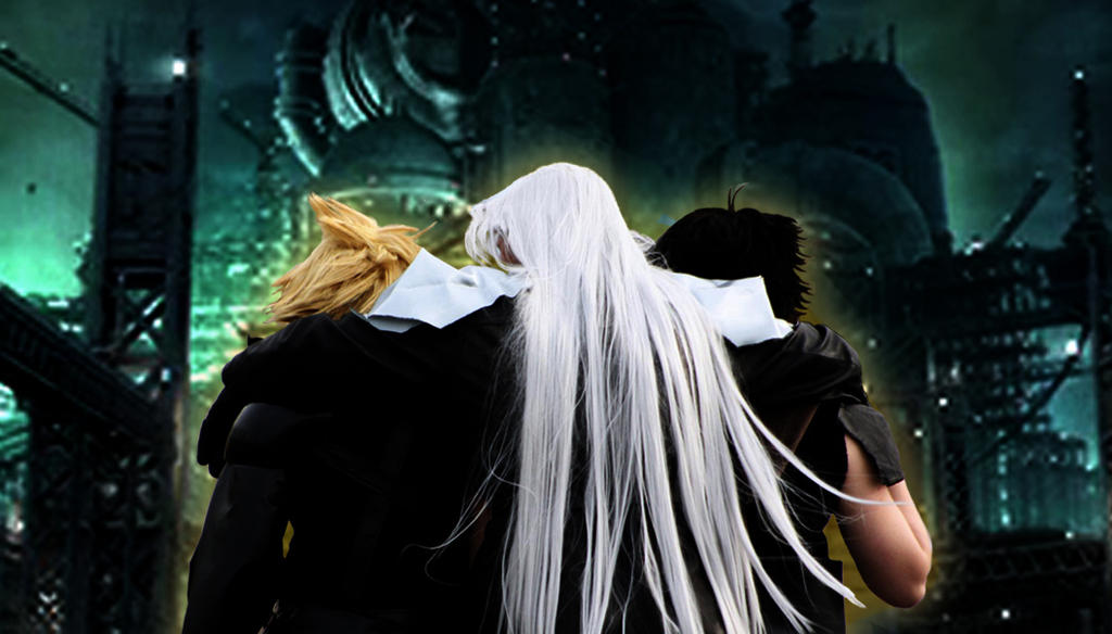 Sephiroth - Off to the Bar by Feuerregen