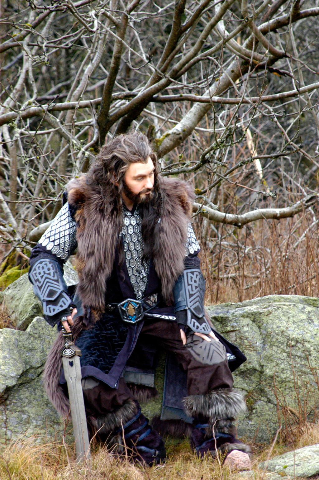 Thorin - Forgotten King by Feuerregen