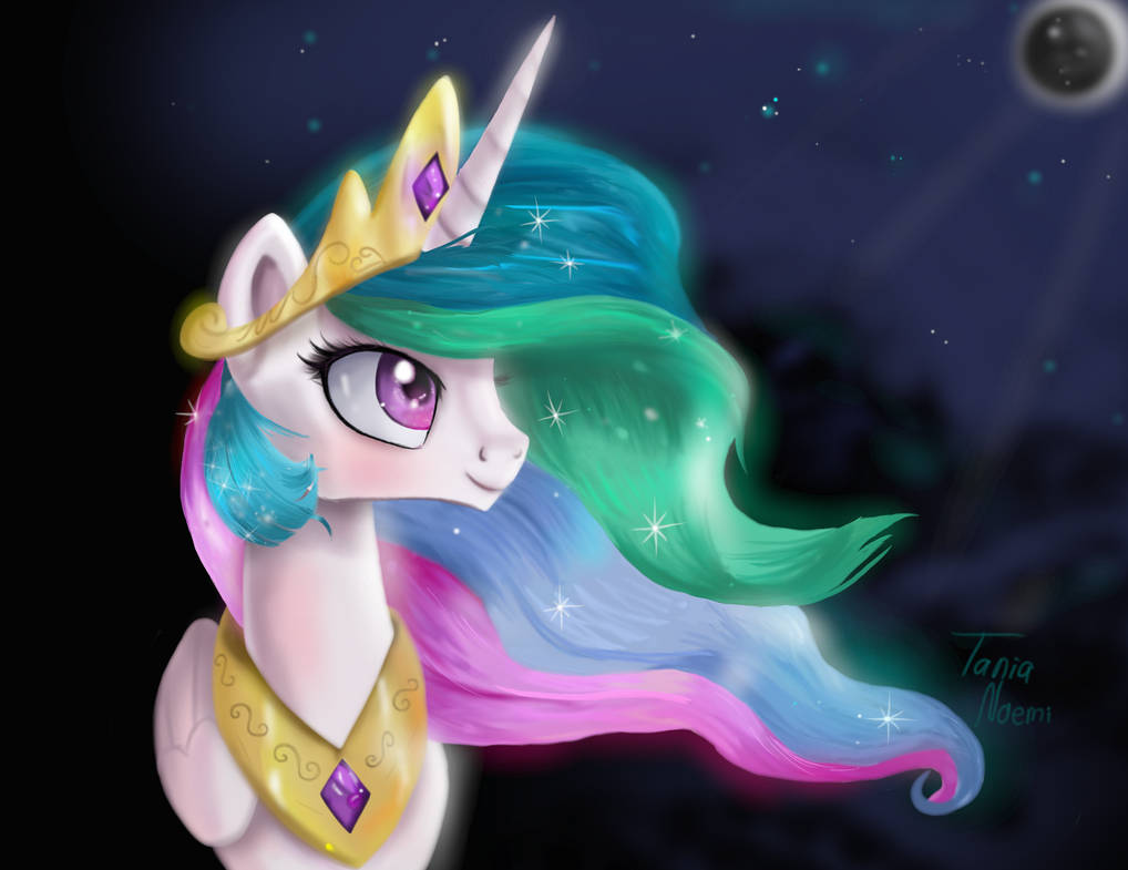 princess_celestia__fan_art_by_tanianoemi