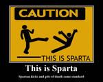 Spartan demotivation