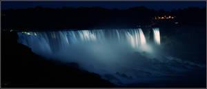 Nightly Falls. by serenityamidst