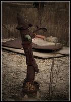 Old Pump. by serenityamidst