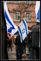 Pro Israel Demonstration 2 by serenityamidst