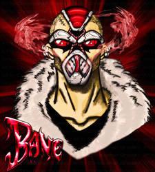 Bane heated rage by CBGINK