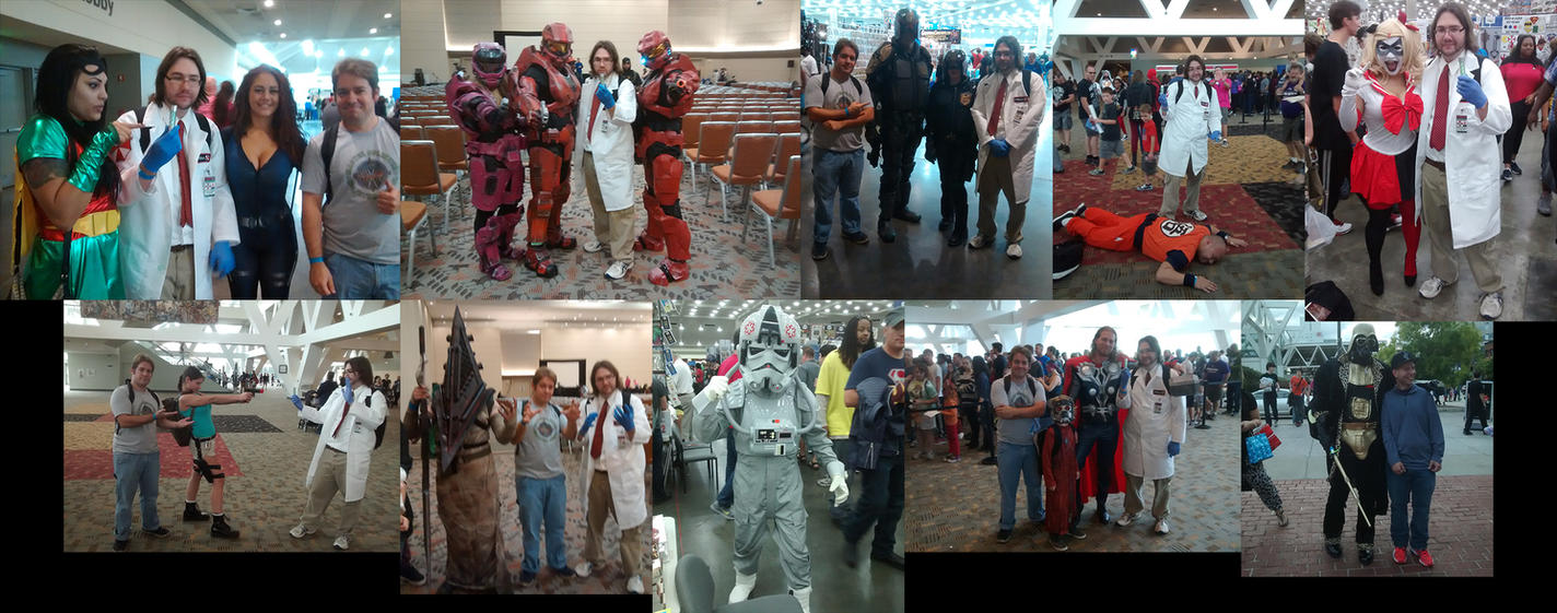 The Best of Baltimore Comic Con 2015 by SJRT