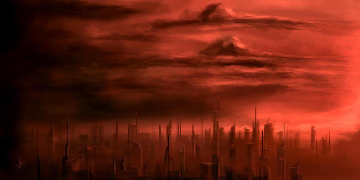 Forgotten City by SJRT