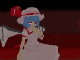 Remilia Scarlet by Hisutaekon
