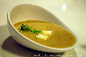 Broccoli Soup by oskila