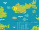 My Pokemon World Map v6.0