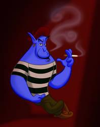 Smoke Smoking Smoke by PhenomnalCosmkPowers