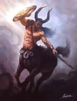 Centaur by ShoZ-Art