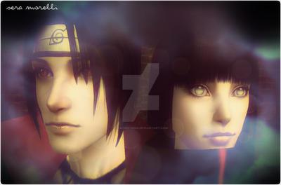 my sim2 art by Itachis-Hina