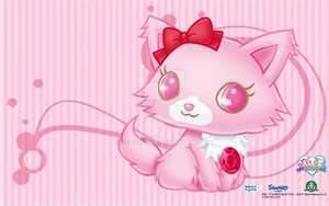 Jewelpet Garnet Wallpaper by Jewelpet56
