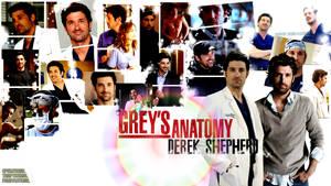 Derek Shepherd - Patrick Dempsey by Mischel-art