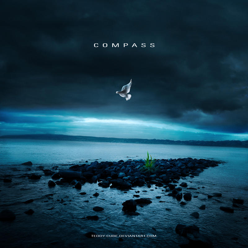 Compass by Teddy-Cube