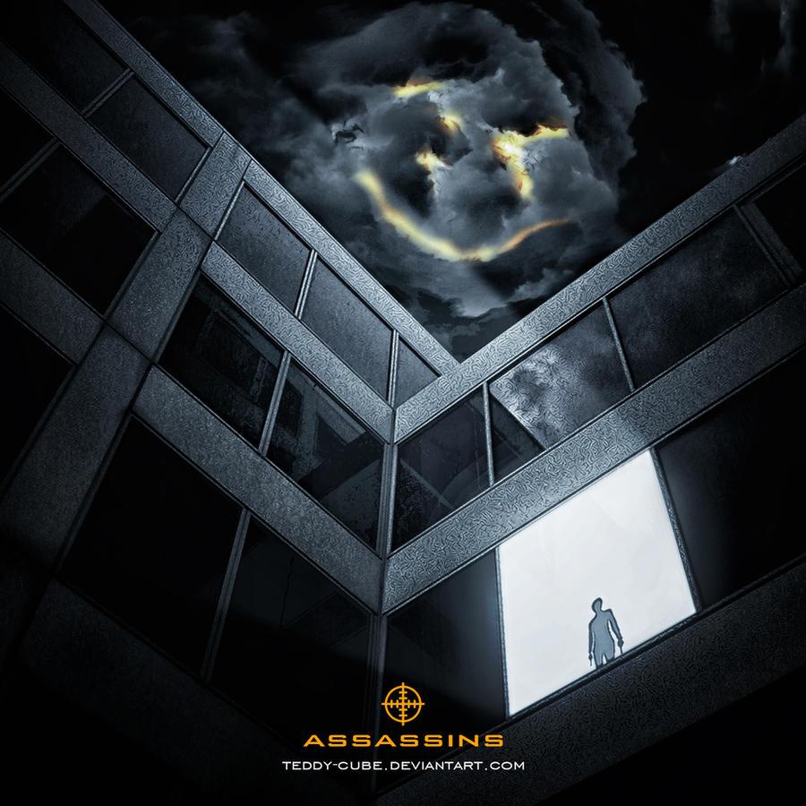 AssassinS by Teddy-Cube