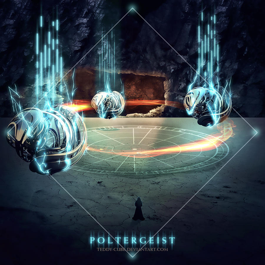Poltergeist by Teddy-Cube