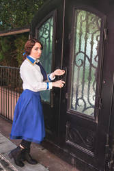 Classic Elizabeth Cosplay 2016-Unlocking Doors by anatlus89