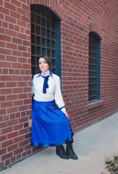 Classic Elizabeth Cosplay 2016-Brick by anatlus89