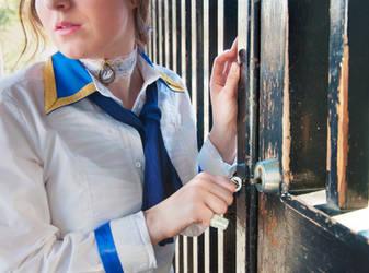 Classic Elizabeth Cosplay 2016-Unlocking Close-up by anatlus89