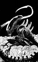 Alien by TylerChampion