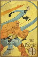 Fantastic-4 by TylerChampion