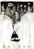 Batman by TylerChampion