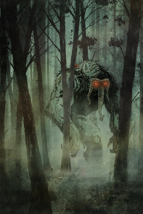 Man Thing by TylerChampion