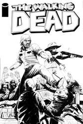 Walking Dead by TylerChampion