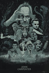 John Carpenter Poster