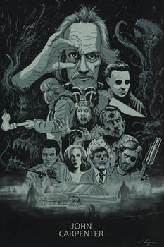 John Carpenter Poster