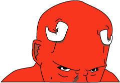 Devil Stien by Stienf9