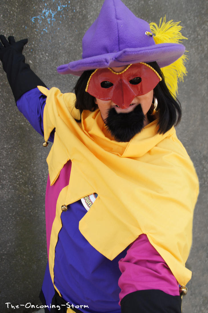 Clopin XI by The-Oncoming-Storm