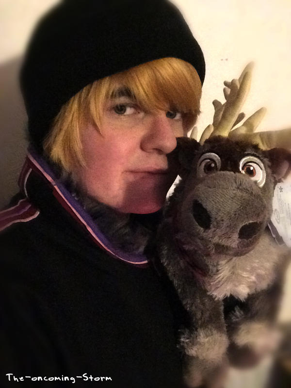 Kristoff WIP by The-Oncoming-Storm