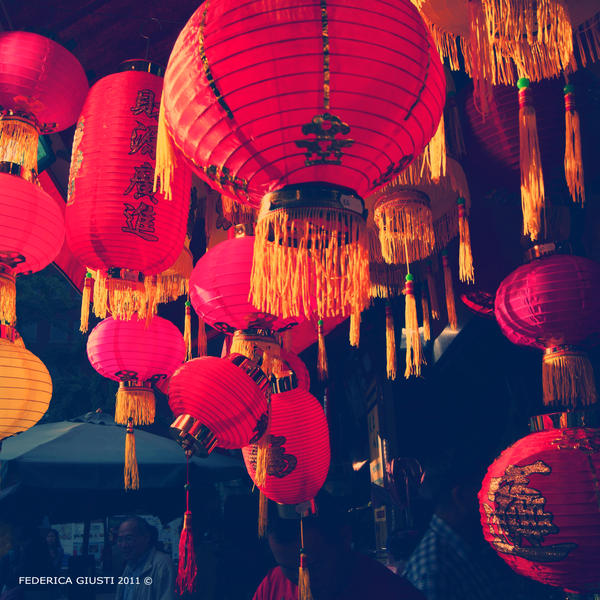 red lanterns by stregatta75